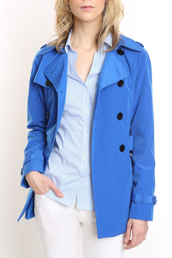 Gans Trench Coat